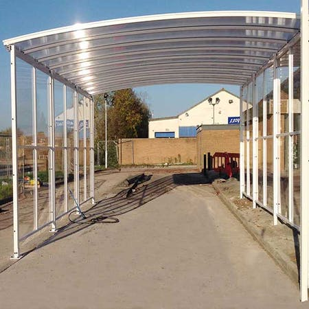 Winterbourne Enclosed Shelter