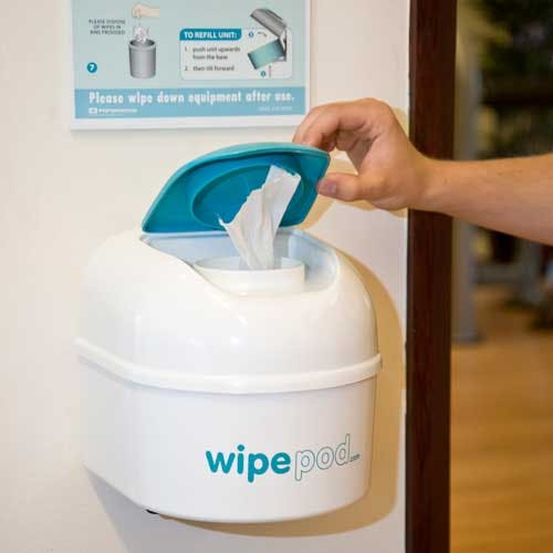 Wipepod Wipe Dispenser