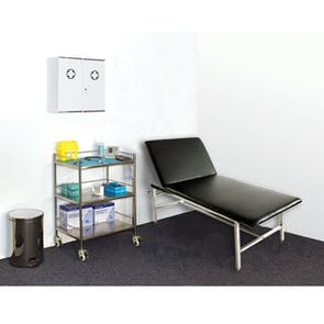 Schools Medical Room Set With Low Level Couch