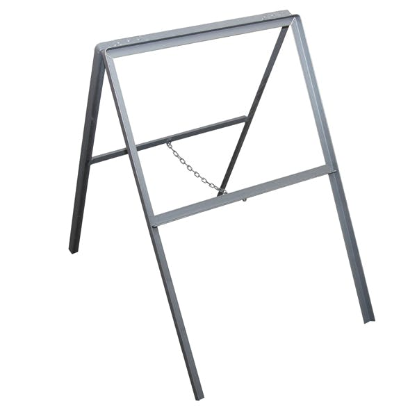 Double Sided Stanchion Frame