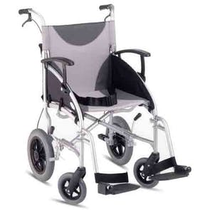 Z-Tec Aluminium Transit Wheelchair