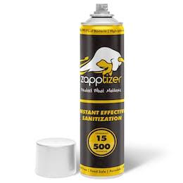 Zapptizer Room Sanitising Spray