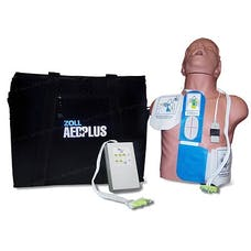 Zoll AED Plus Demo Kit